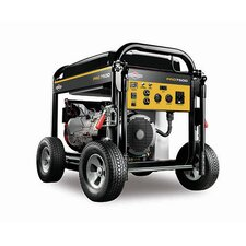 7,500 Watt Pro Series Portable Generator with Electric Start and Wheel Kit