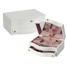 Small Musical Children's Jewelry Box
