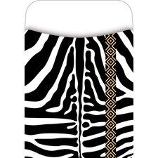Pick-a-pocket Library Pockets Zebra