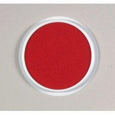 Jumbo Circular Washable Pad Red (Set of 2)