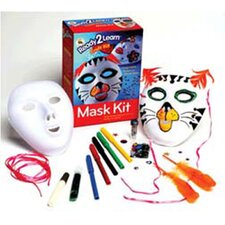 Ready2learn Craft Kit Mask Kit