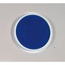 Jumbo Circular Washable Pads Blue (Set of 2)