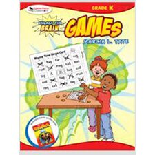 Engage The Brain Games Kindergarten Book