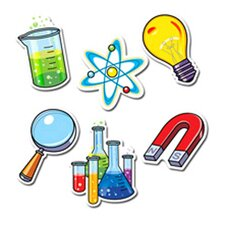 Science Lab Designer Bulletin Board Cut Out