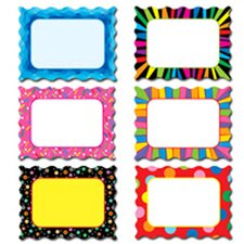 Poppin Patterns Cards Designer Bulletin Board Cut Out