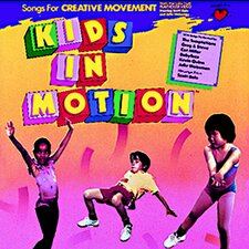 Kids in Motion Greg and Steve CD