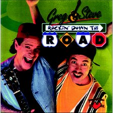 Rockin Down The Road Greg CD