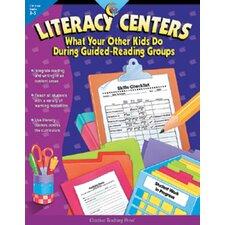 Literacy Centers Grade 3-5 Book