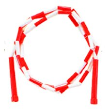 Jump Rope Plastic 8 Sections (Set of 3)