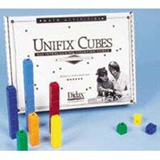 500 Piece Unifix Cubes  Set