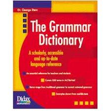 The Grammar Dictionary Book