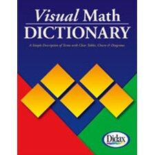 Visual Math Dictionary Book