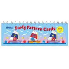 Unifix Early Pattern Book 2 Book