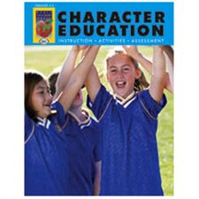 Character Education Grade 6-8 Book