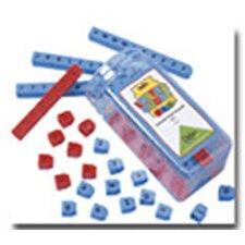 Unifix Letter Cubes (Set of 90)