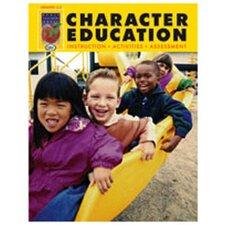 Character Education Grade 2-4 Book