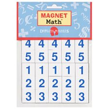 Magnet Numerals Numbers