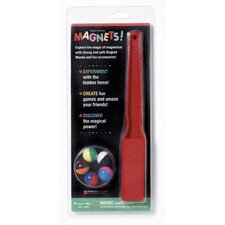 Magnet Wand and 5 Magnet (Set of 2)