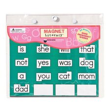 Magnet Literacy High Frequency Word Letters