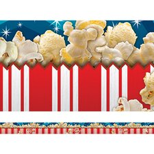 Popcorn Layered Classroom Border
