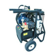 SH Series 1450 PSI Hot Water Electric Diesel Pressure Washer