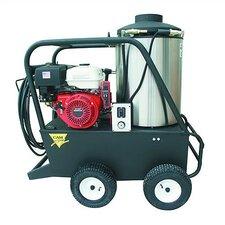 Q Series 3000 PSI Diesel Hot Water Gas Pressure Washer
