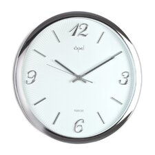 """15"""" Designer Wall Clock with Raised Dial"""