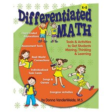 Differentiated Math Book