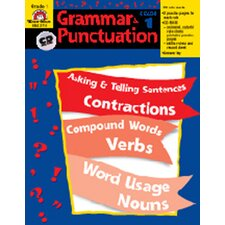Grammar and Punctuation Grade 1 Book
