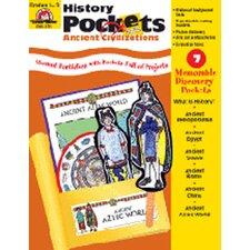 History Pockets Ancient Book