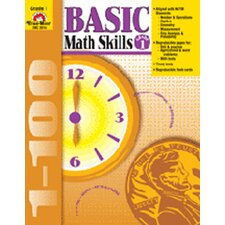 Basic Math Skills Grade 1 Books
