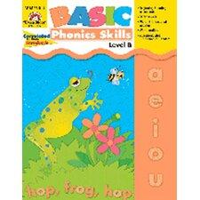Basic Phonics Skills Level B Book