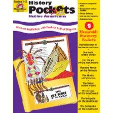 History Pockets Native Americans Book