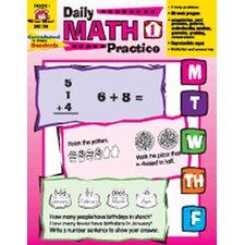 Daily Math Practice Grade 1 Book