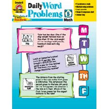 Daily Word Problems Grade 5 Book