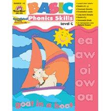 Basic Phonics Skills Level C Book