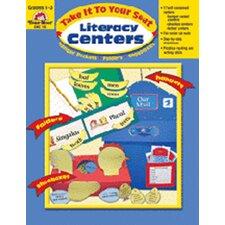 Literacy Centers Grade 1-3 Book