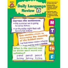 Daily Language Review Grade 3 Book