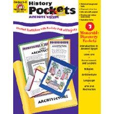 History Pockets Ancient Egypt Book