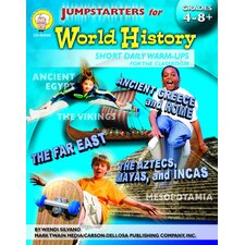 Jumpstarters for World History Book