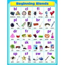Beginning Blends Chart