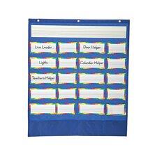 Classroom Helpers Pocket Chart