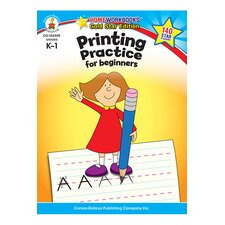 Printing Practice for Beginners Book
