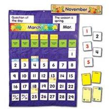 Complete and Weather Pocket Calendar