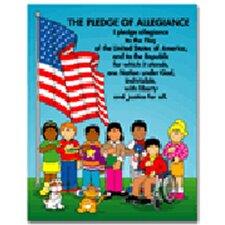 The Pledge of Allegiance Chart