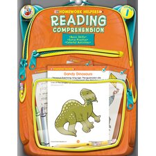 Homework Helper Reading Comp 1 Flash Cards (Set of 3)