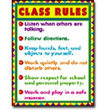Class Rules Chart (Set of 3)
