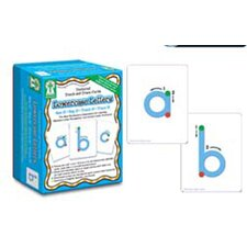 Textured Touch and Trace Lowercase Letters