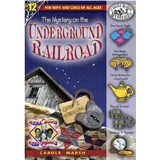 Mystery on The Underground Railroad Book