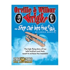 Orville and  Wilbur Wright Step out Book